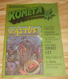 Kometa č.22