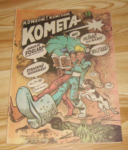 Kometa č.14