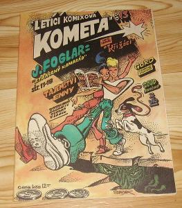 Kometa č.13