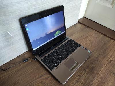 NOTEBOOK ASUS N51T(S VADOU) - 4 GB RAM, 250 GB HDD, WIN 10, NABÍJEČKA