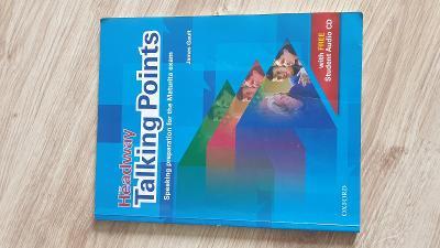 Talking points - New Headway angličtina s CD