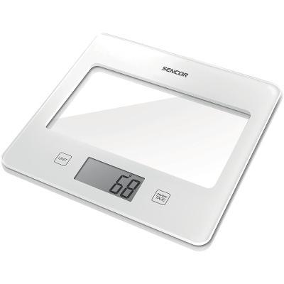 Kuchyňská váha Sencor SKS 5020WH