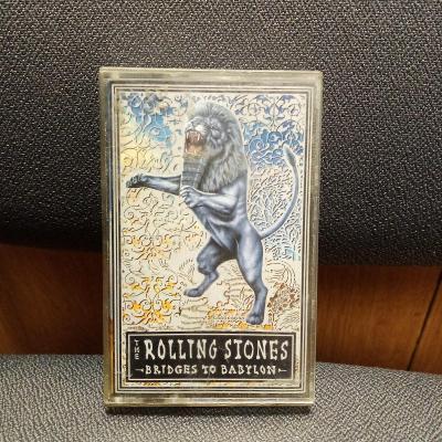 MC Rolling Stones-Bridges To Babylon/1997,Virgin(UK),originál