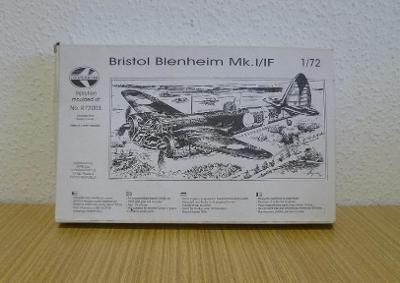 1/72 Bristol Blenheim Mk. I/IF