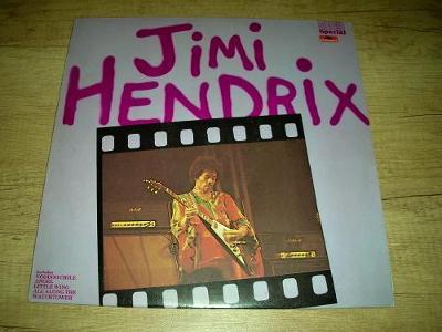 Jimi Hendrix – Jimi Hendrix (1973) UK  ,EX