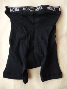 Pánské spodní prádlo, boxerky, MOIRA, nové, vel. S, modrý odstín