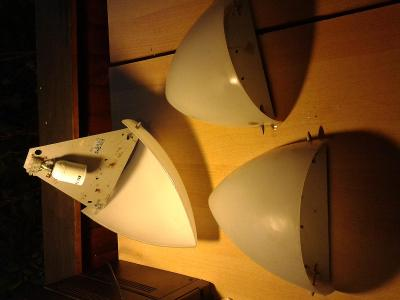 nástěnná světla - viz foto