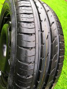 NOVÁ pneu Continental Premium Contact 2  Rozměr 195/55R15  na Škodu Fa