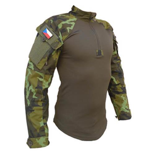 Košile AČR UBACS taktická vz.95 les rip-stop pod balistiku 170-100  - Vojenské