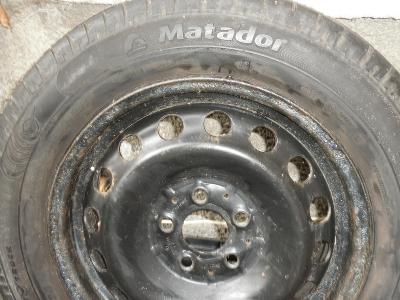 Prodám pneu 16C