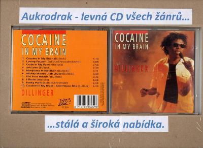 CD/Dillinger-Cocaine In My Brain