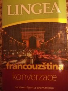 Francouzština konverze + slovníček s gramatikou