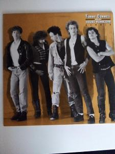 Tommy Conwell and the Young Rumblers - Rumble - top stav - Europe 1988