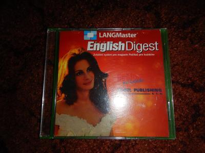 CD Langmaster English Digest