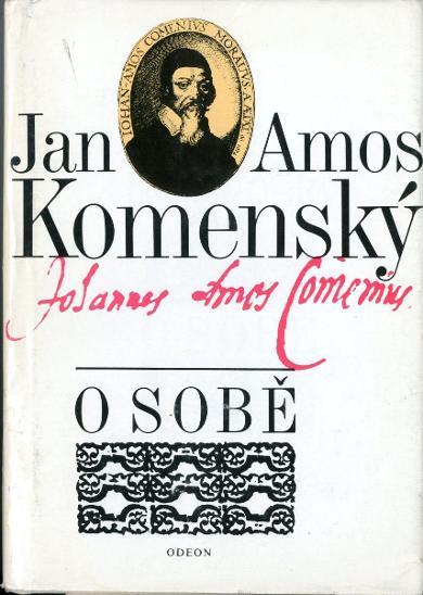 Jan Amos Komenský: O sobě (1987) - Knihy