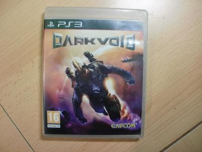 Hra na Ps 3 - Dark Void - Anglický manuál