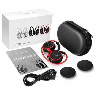 Bezdrátová sluchátka Levin marathon2 Bluetooth 4.1 Hi-Fi, Aukce od 1Kč