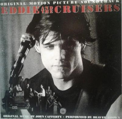 LP Beaver Brown - Eddie And The Cruisers, 1983 EX