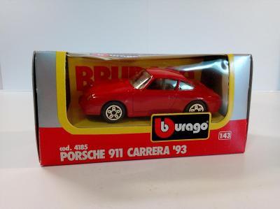 BBURAGO - PORSCHE 911 CARRERA 93      1:43