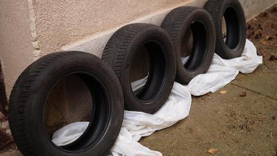 Zimní pneu Hankook Winter i * cept evo 225/60R17 4ks