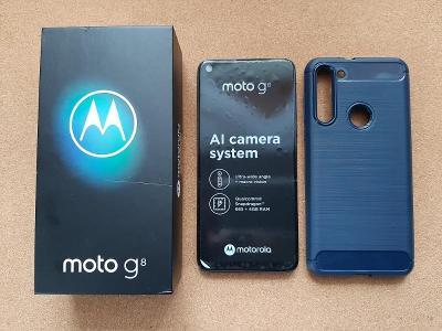 Motorola Moto G8, STAV NOVÉHO, ZÁRUKA