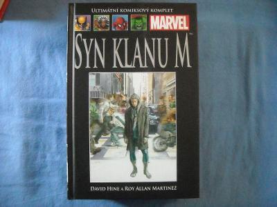 Ultimátní komiksový komplet #039 -  Syn klanu M