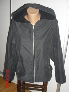 Dámská bunda s kapucí , vel. 12 UK - EUR 40