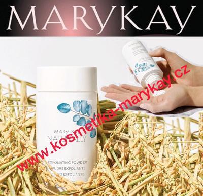 MARY KAY Naturally – Pudrový peeling