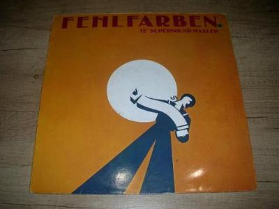 Fehlfarben – 14 Tage (1982) EX ,PUNK!!!