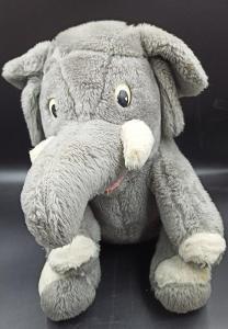 Velký, plyšový slon...(12196)