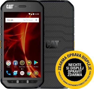CAT S41, DualSim - Odolný telefon,IP68 a MIL SPEC 810G,GPS/Glonass
