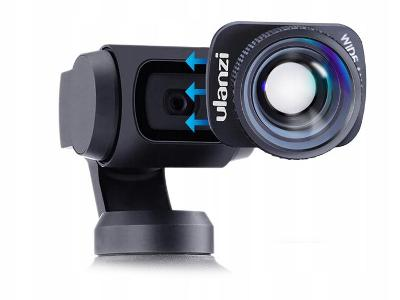 Objektiv, čočka Wide 0,65x 4K pro Dji Osmo Pocket - Ulanzi OP-4K