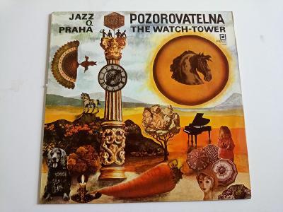 Jazz Q Praha - Pozorovatelna - Top Stav - 1974 - ČSSR - LP