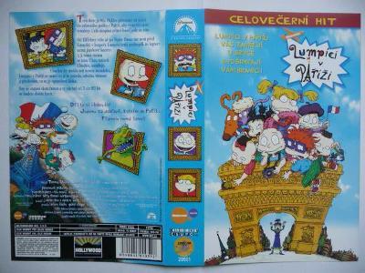 Lumpíci v Paříži - Rugrats in Paris: The Movie - Rugrats II - USA 2001