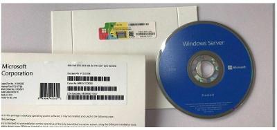 nová orig. licence MS Windows Server 2019 Stand. + COA + DVD + faktura