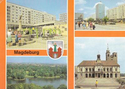 8. MAGDEBURG (D)