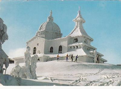 8. RADHOŠŤ-kaple