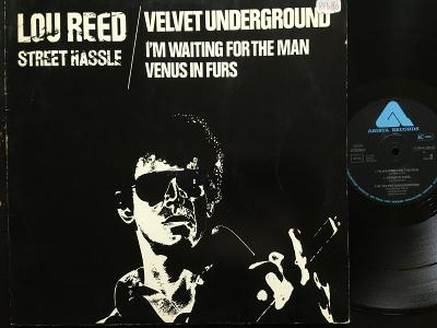 Lou Reed The Velvet Underground Street Has EX-/VG
