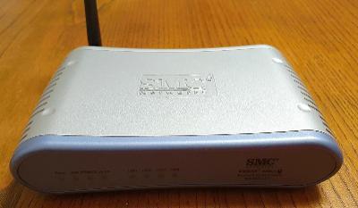WiFi router SMC BARRICADE WBR14T-G