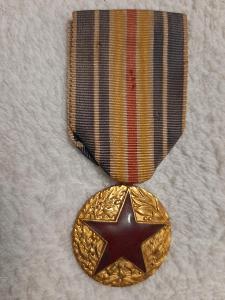 Medaile za zranění, Francie, 1914-1918, model 1. legie