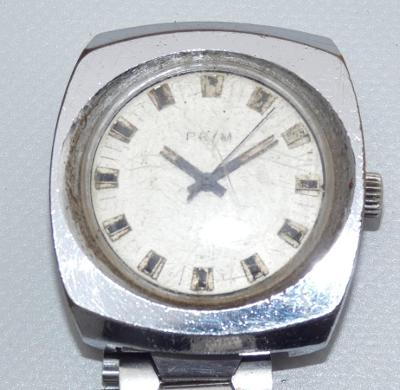 Náramkové hodinky značky Prim