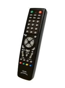 Univerzální dálkový ovládač pro tv dvd audio sat 0236
