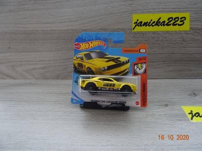 Hotwheels 18 Dodge Challenger SRT Demon