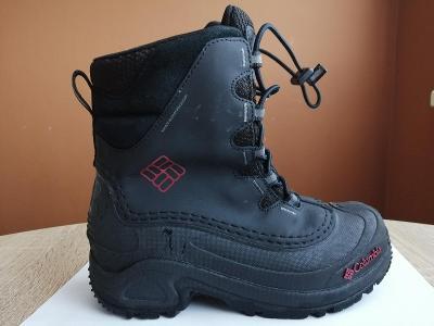 dětské boty zn. Columbia YOUTH BUGABOOT, vel. 34
