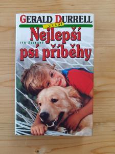 Nejlepší psí příběhy Gerald Durrell