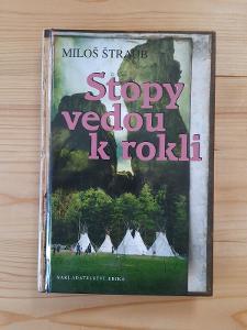 Stopy vedou k rokli Miloš Štraub