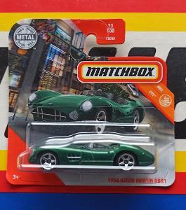 Aston Martin DBR1 1956 MB 73/100 Matchbox