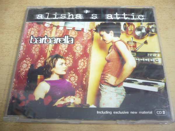 CD ALISHA´S ATTIC / Barbarella - Hudba