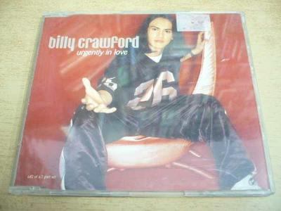 CD BILLY CRAWFORD / Urgently in Love