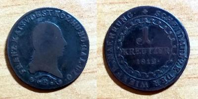 František I. - 1 Kr 1812 B